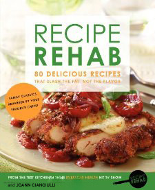The Recipe Rehab Cookbook